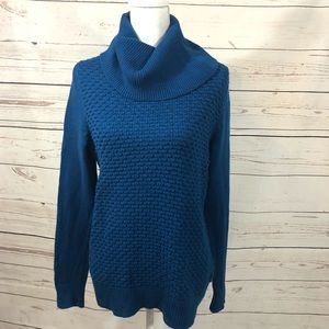 BANANA REPUBLIC | Knit Cotton Blend Sweater